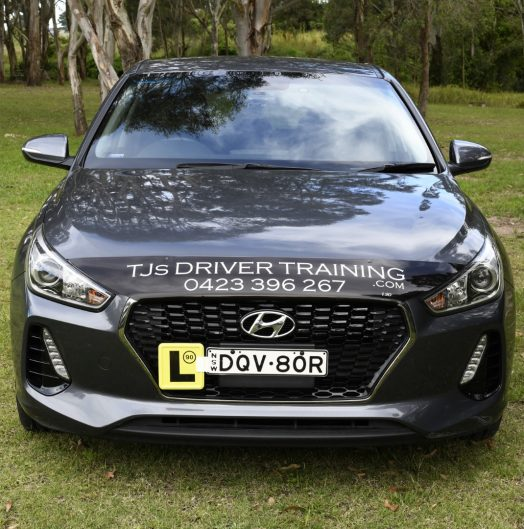 Driving School Newcastle L and P Plates - TJs Driver Training
